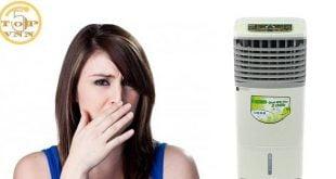 Quạt điều hòa có mùi hôi - Lỗi thường gặp ở quạt điều hòa